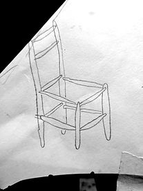 imagining the chair
