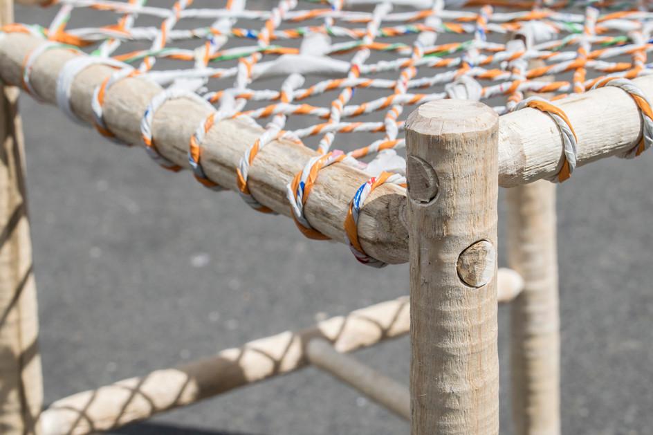 SE17 Chair seat detail 2