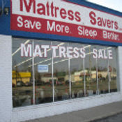 Mattress Savers Flint Mi Store Front