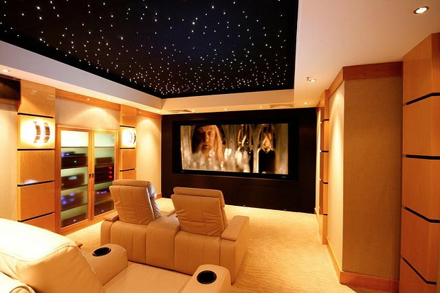 home theater setup services