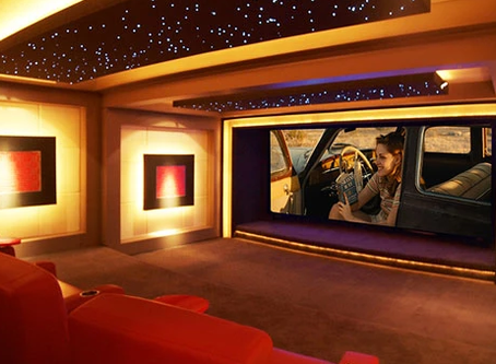 Amplify Your Home Theatre With A High End Audio System