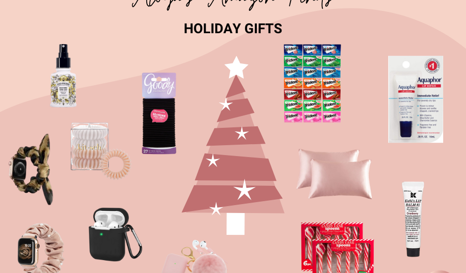 Amazon Holiday Gift Ideas