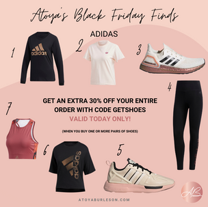 Deal Alert: Adidas Sale - Today Only!