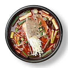 YUKGAE JANG SPICY BEEF SOUP