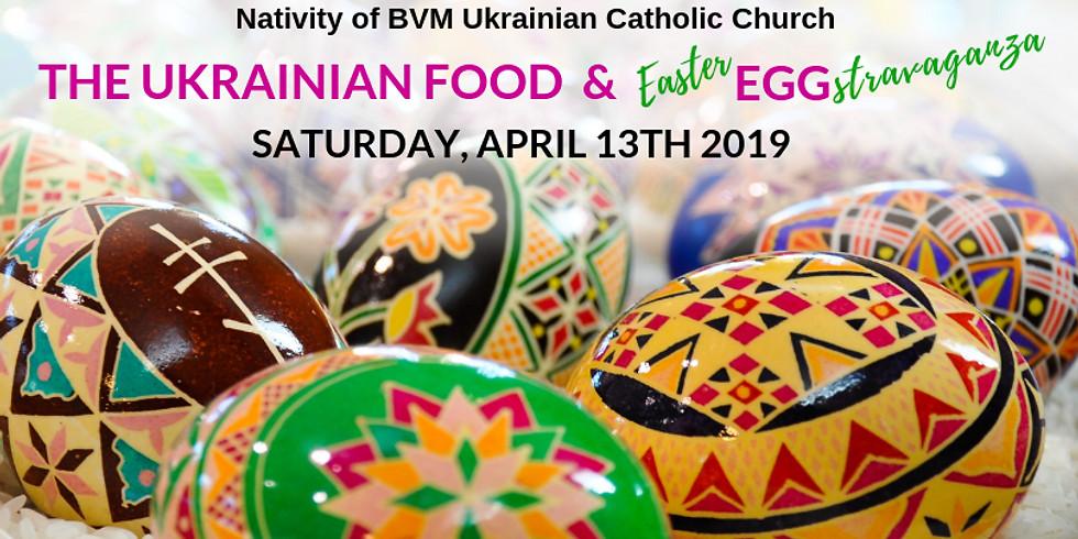 EGGsteavaganza Ukranian Festival
