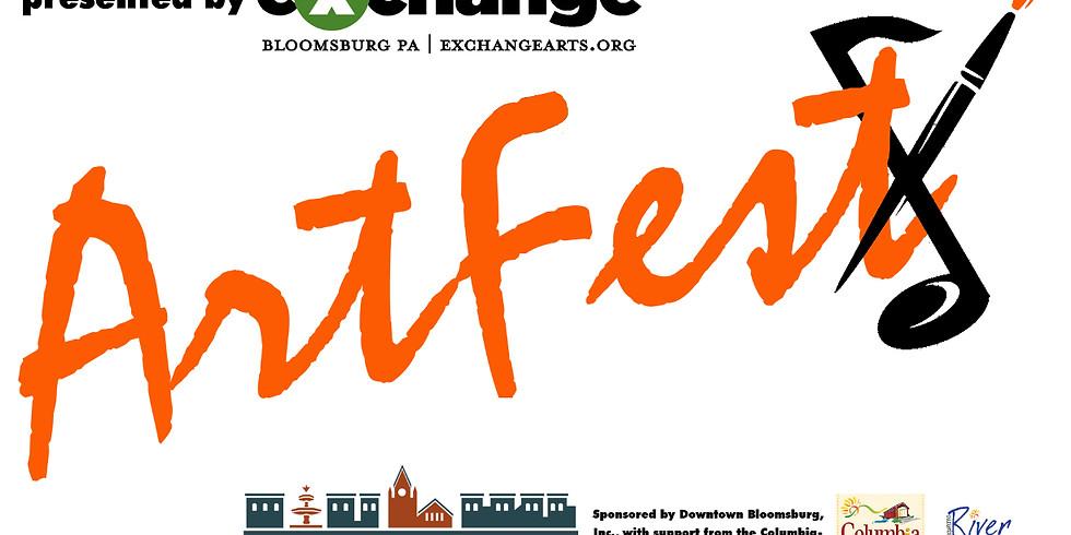 Artfest - Bloomsburg, PA