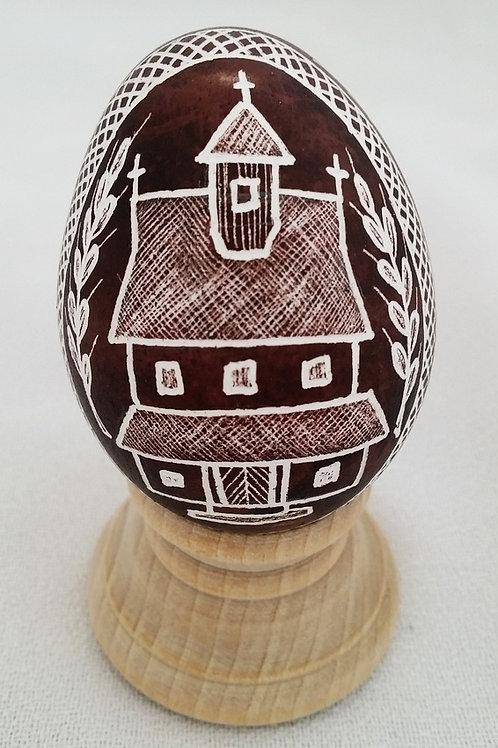 Church Folk Egg