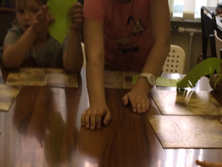 Мастер-класс в МОО «Подростковый клуб «Надежда-«Н» с детьми, посещающими ЦСПСиД «Родник»