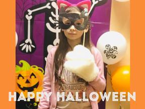 Приглашаем на праздник Halloween!