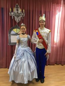 """Yellow Submarine"" Cinderella"