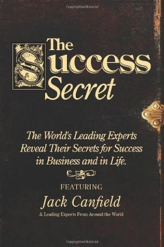 Lindsay Dicks Co-Author The Success Secret with Jack Canfield