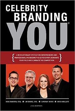 Lindsay Dicks Book Celebrity Branding You