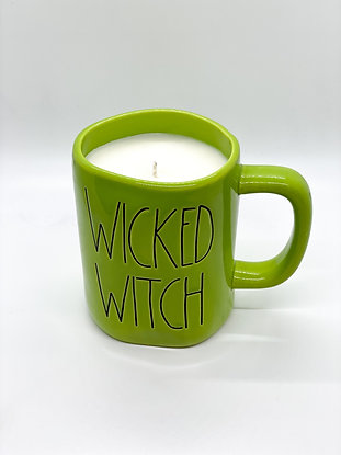 Rae Dunn Wicked Mug Candle