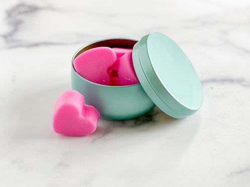 Heart Wax Tart Melts