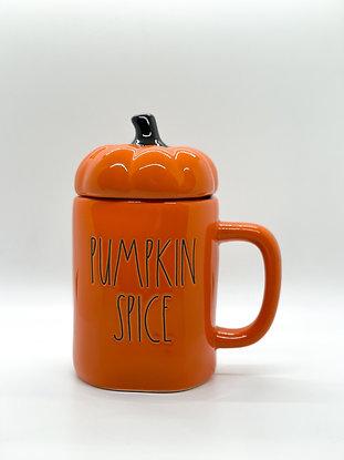 Rae Dunn Pumpkin Spice Mug Candle