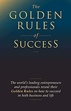Lindsay Dicks Book The Golden Rules of Success