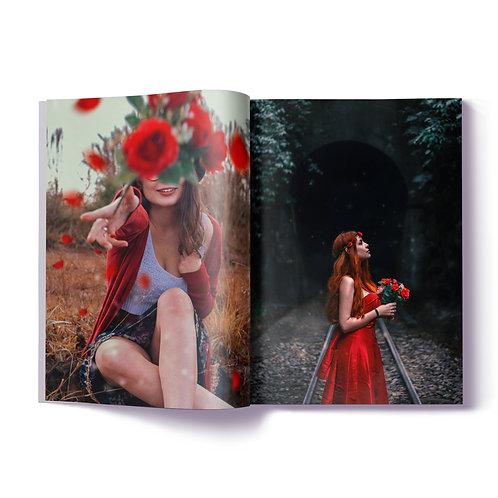 Fotolivro Revista 30x20cm (30x40)