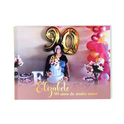 Fotolivro Brochura 10x15cm (10x30)