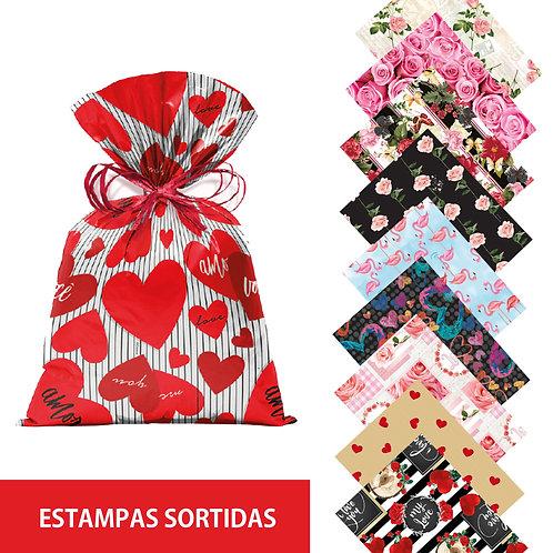 25 Embalagens / Sacos para Presente 45x59cm