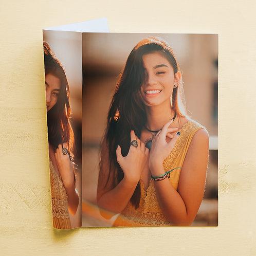 Fotolivro 30x20cm (30x40) Revista