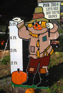 Scarecrow Grow Photo
