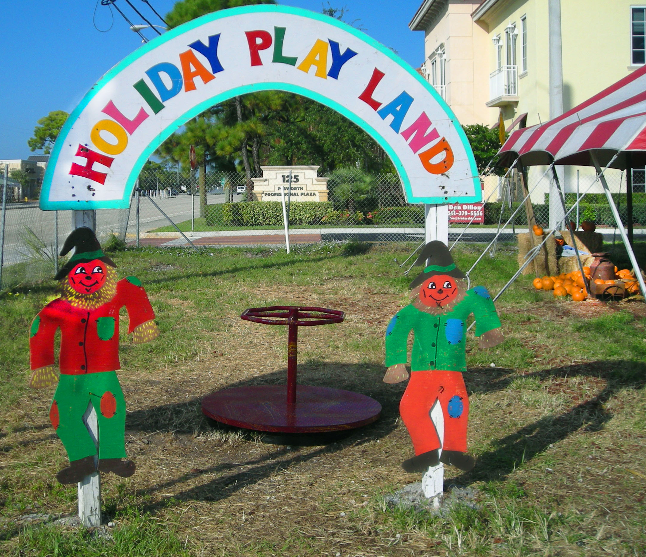 Holiday Play Land