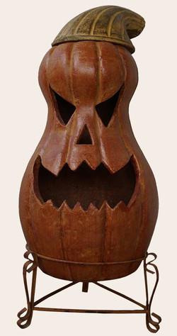 Pumpkin-Chimnea