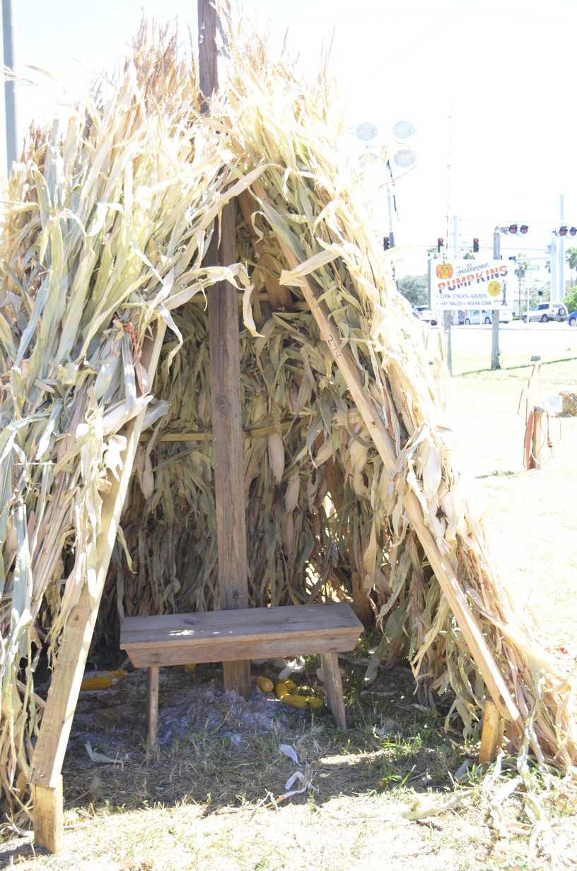 Hay Hut