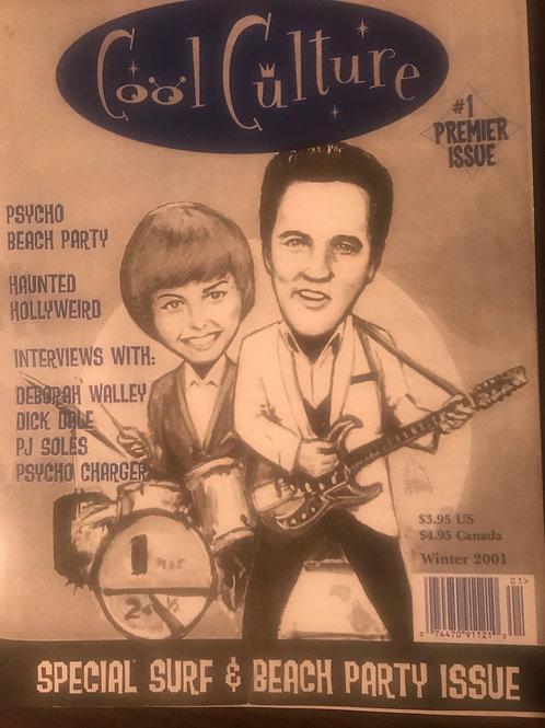 Cool Culture Magazine #1
