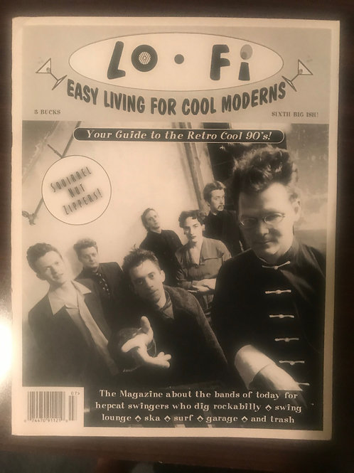 Lo-Fi Magazine #6