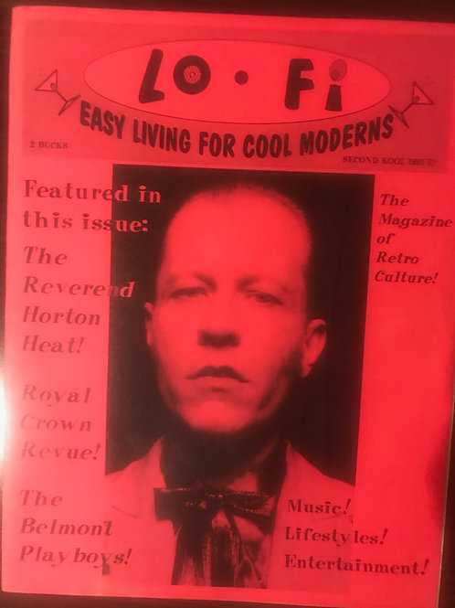 Lo-Fi Magazine #2