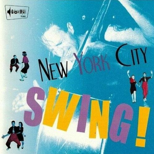 New York City Swing! CD
