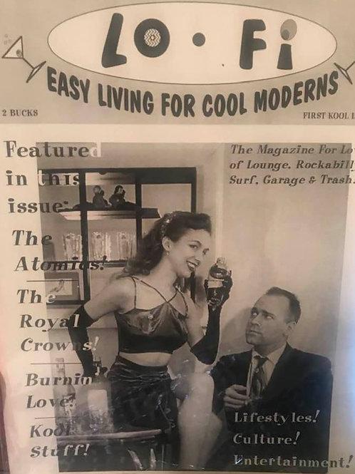 Lo-Fi Magazine #1: Retro Music and Lifestyles