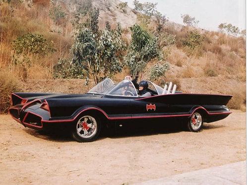 Batmobile collectible photo