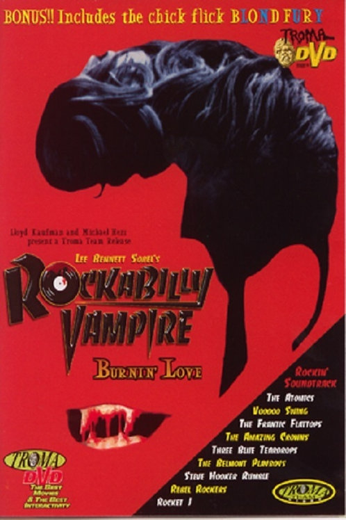 Rockabilly Vampire DVD - movie directed by Lee Sobel