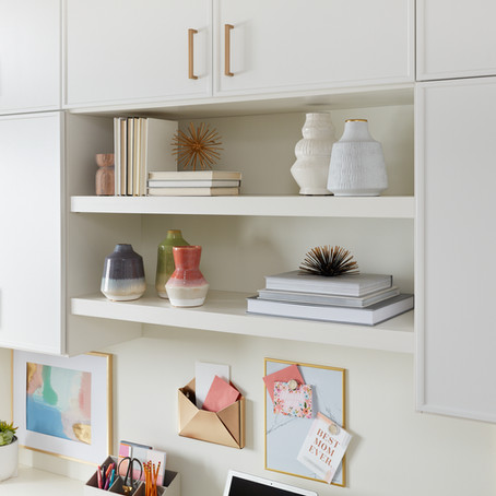 Maximize Productivity With An Organized Home Office Space