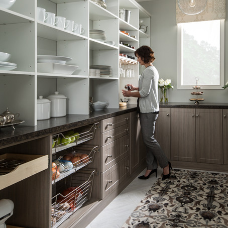 Tips For Getting Your Pantry In Order & Keeping It That Way!