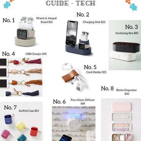 2020 Holiday Gift Guide #3