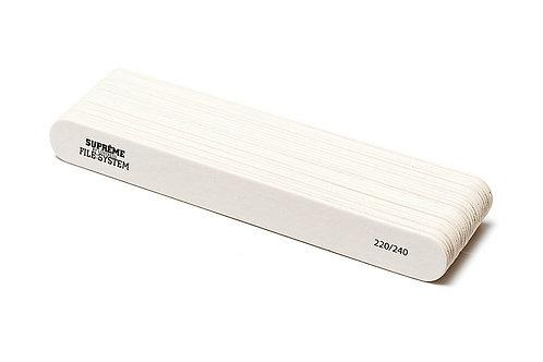#LVS 220/240 Wooden File Straight 20pcs