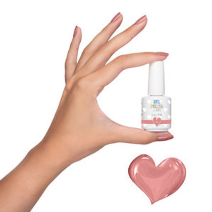 Gel Polish by #LVS | 166 Cover Pink 15ml
