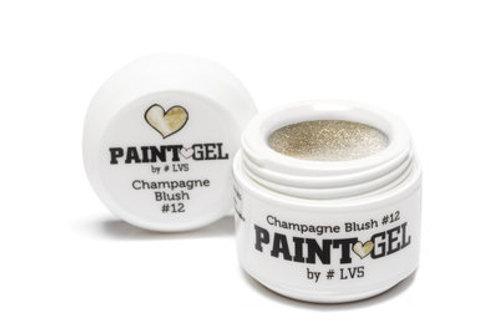 Paint Gel by #LVS | 12 Champagne Blush 5gr