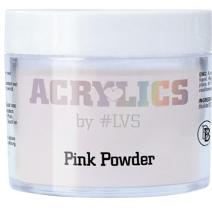 Acrylic Powder pink by #LVS 50g