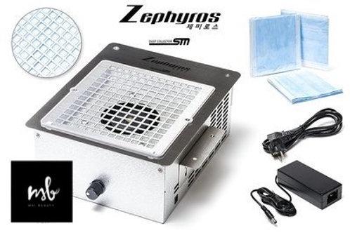 ZephyROS-M Dust Collector Build-In