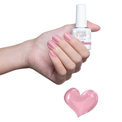 Brush 'n Love by #LVS   Ode to Nude 15ml