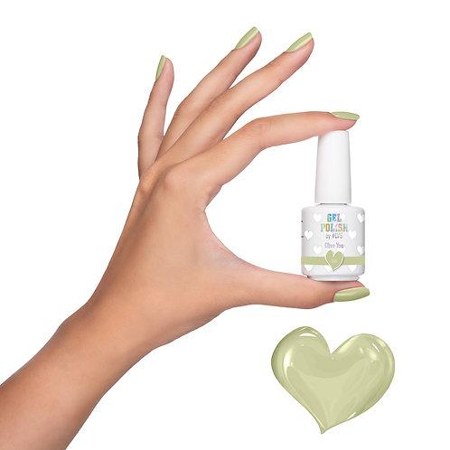 Gel Polish by #LVS   210 Olive You 15ml