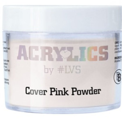 Acrylic Powder Cover Pink by #LVS 50g
