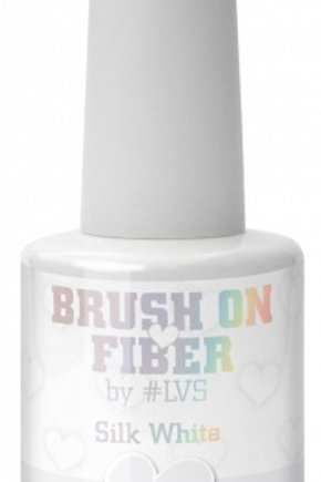 Brush On Fiber by #LVS | Silk White 15ml