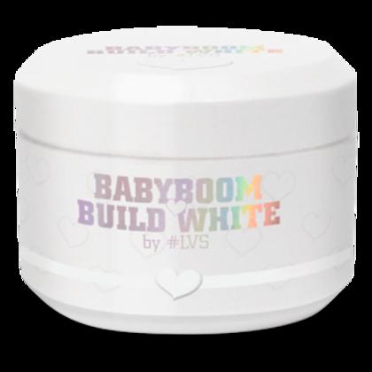 Build by #LVS   Babyboom White 50ml