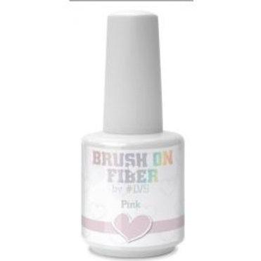 Brush On Fiber by #LVS | Pink 15ml