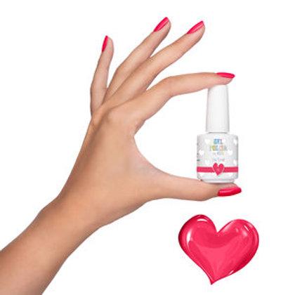 Gel Polish by #LVS   063 Hot Coral 15ml
